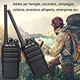 Zoom IMG-2 retevis rt24 walkie talkie pmr446