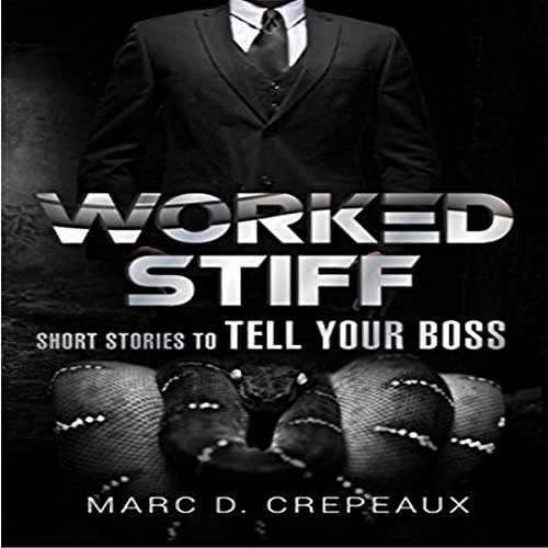 Worked Stiff audiobook cover art