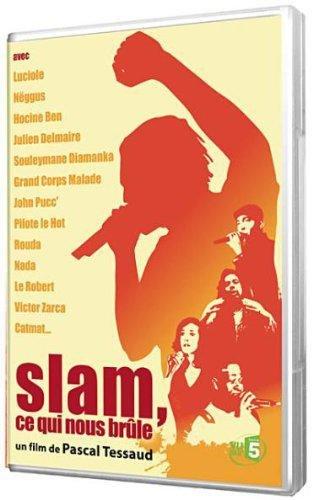 Slam, ce qui nous brûle [Francia] [DVD]