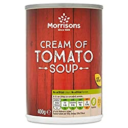 Morrisons Cream of Tomato Soup 400g