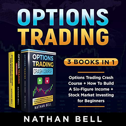 Options Trading: 3 Books in 1 cover art