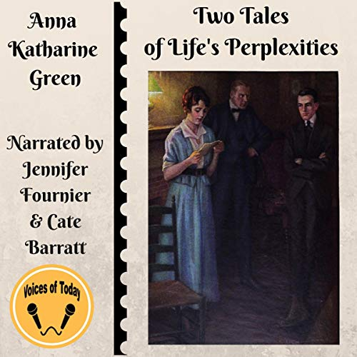 Two Tales of Life's Perplexities cover art
