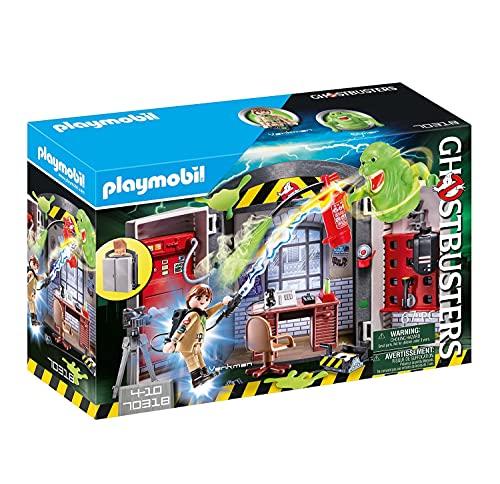 PLAYMOBIL 70318 Box Cazafantasmas a Partir