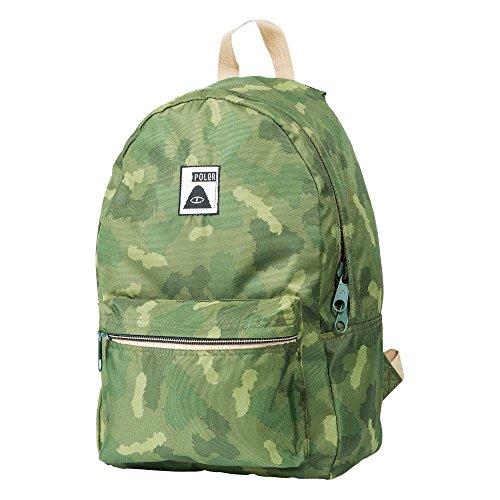 Poler Stuff Bag Rambler Pack, Green Camo, 50 x 40 x 6 cm, 18 Liter