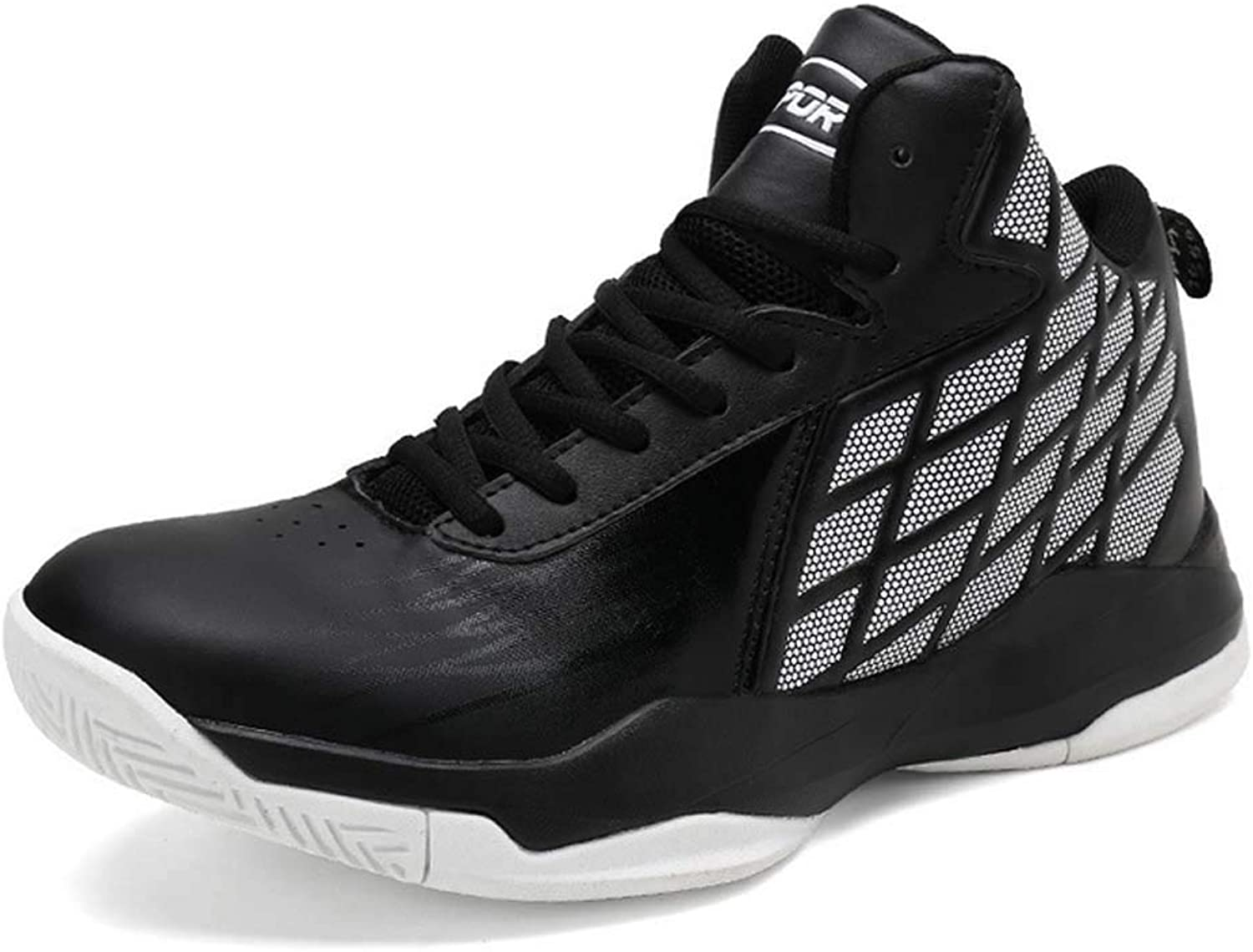 GLSHI Men Basketball shoes 2018 New Cushioning Hi-Top Sneakers Youth Athletic shoes