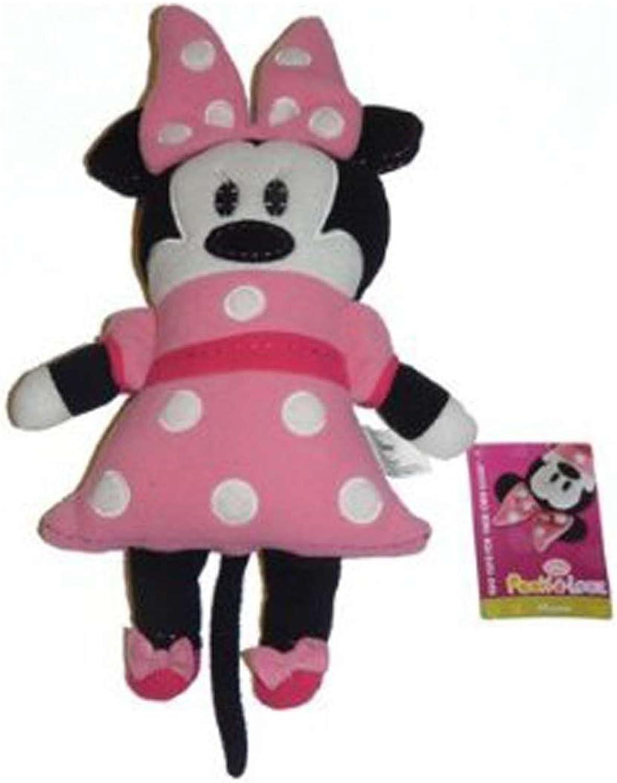 Tall Minnie Mouse PookaLooz Plush  Disney Stuffed Toys