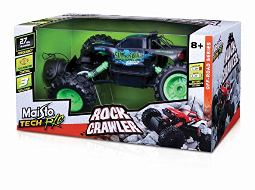 Maisto RC Rock Crawler - 17