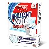 Dylon White 'N' Bright + Oxi rimozione macchie 5pezzi. Tackle macchie & Brighten Whites. Come visto in TV.