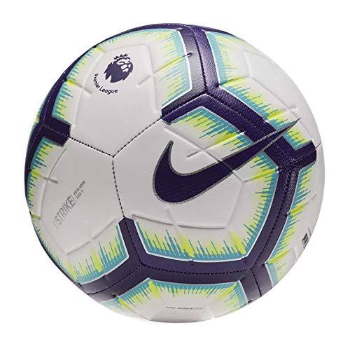 Nike Football Strike Premium SC3311-101, Weiß / Blau / Grün / Violett