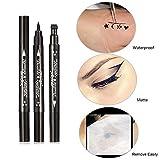 Zoom IMG-1 yuccer eyeliner waterproof penna stamp