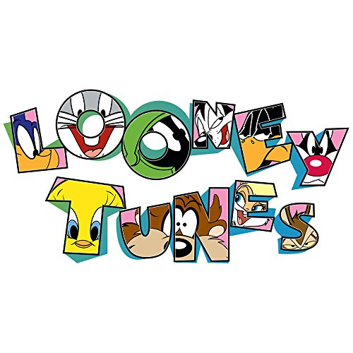 Looney Tunes Large Logo Wall Decal