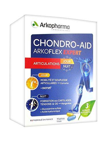 Arkopharma Chondro-Aid Arkoflex Expert Jour Nuit 90 gélules