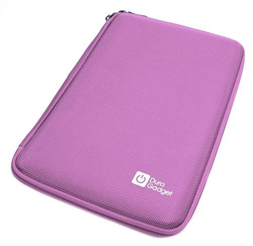 DURAGADGET Custodia Rigida per IROPRO Tablet per Bambini TLK-01 - con Tasca Interna - Rosa