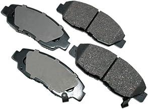 Akebono ACT465A Proact Ultra Premium Ceramic Disc Brake Pad kit