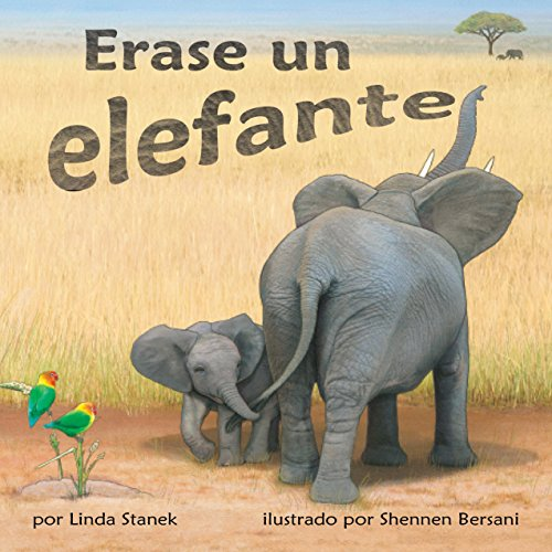 Erase un elefante [Erase an Elephant] copertina