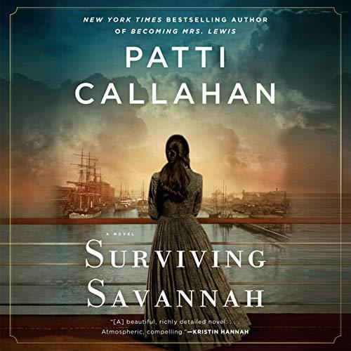 Surviving Savannah cover art