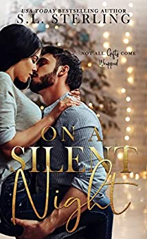 On A Silent Night by [S.L. Sterling]