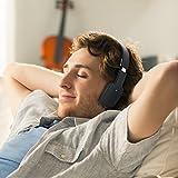 Aukey EP-B18 - Auriculares Deportivo, con Bluetooth 4.1 y micrófono para Correr Color Negro
