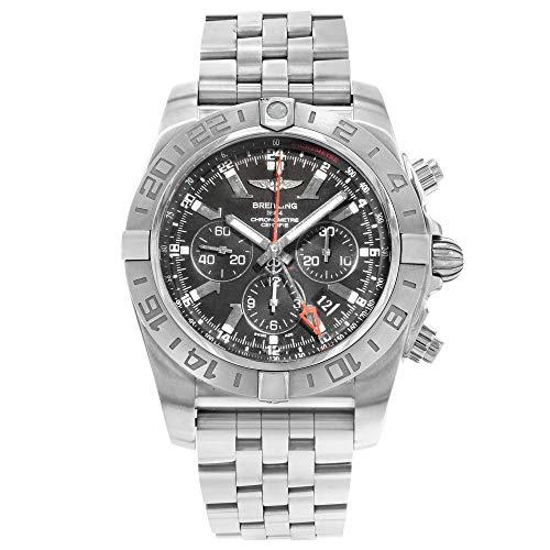 Breitling Chronomat GMT AB041210/BB48–384A Edelstahl Automatik Herren-Armbanduhr