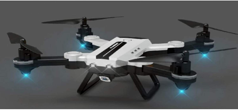 GYD RC Quadrocopter Drohne F22W 2.4G 4CH WiFi 2.0MP mit Licht 120 ° Weitwinkel Kamera RC Drohne