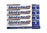 4x 75ml Blend-a-med Complete Protect Expert Starke Zähne Zahnpasta NEU