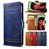 BOWFU for Huawei P Smart+Plus 2019 Wallet Case,Vintage