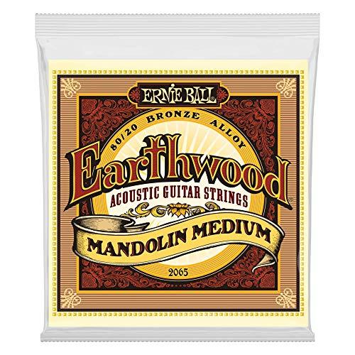 Ernie Ball Earthwood Mandolin Cuerdas para guitarra acú