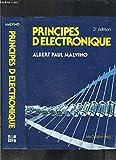 Principes d'électronique - Cahier de laboratoire - Ediscience International - 01/01/2000
