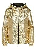 Only Onlalicia Metallic Jacket CC Otw Chaqueta, Pale Gold, XS para Mujer