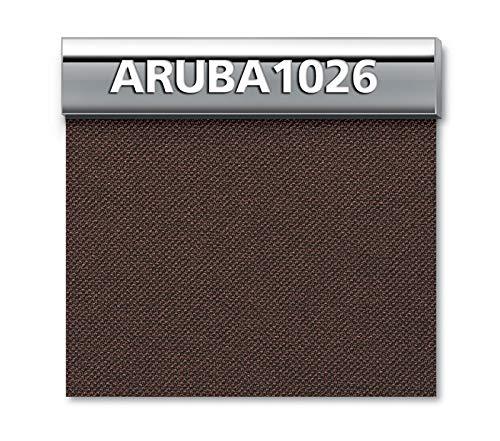 Russo Tessuti Copri Divano Copridivano Lineare Genius Color Biancaluna 1 2 3 Posti Vari Colori-Aruba 1026-2 Posti