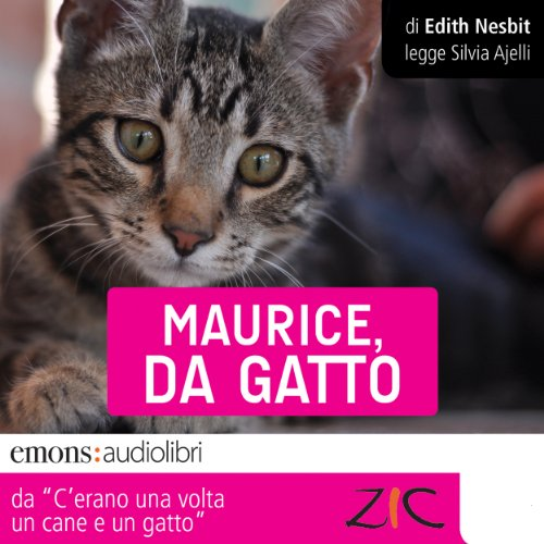 Maurice, da gatto copertina