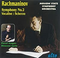 Symphony 2 / Vocalise / Scherzo in D Minor by PAVEL MOSCOW STATE SYMPHONY ORCHESTRA / KOGAN (2009-02-10)