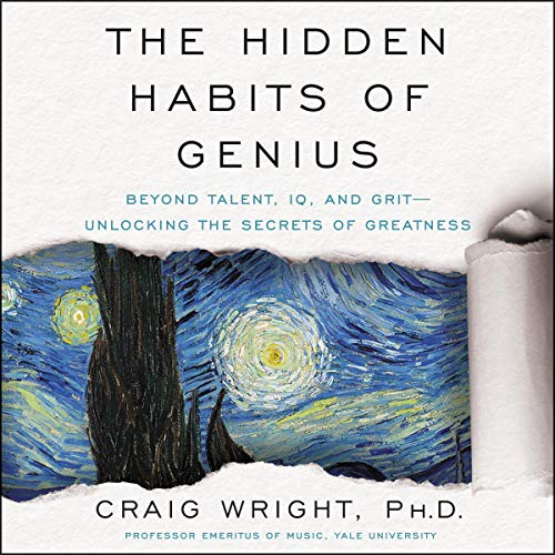 Page de couverture de The Hidden Habits of Genius