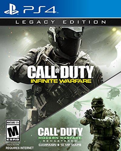 Call Of Duty Infinite Warfare – PlayStation 4 – Edicion Legacy – Special Edition