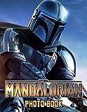 The Mandalorian Photo Book: The Mandalorian Favorite Book 20 Unique Image Book Books For Adults