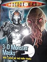 3-D Monster Masks (Doctor Who)