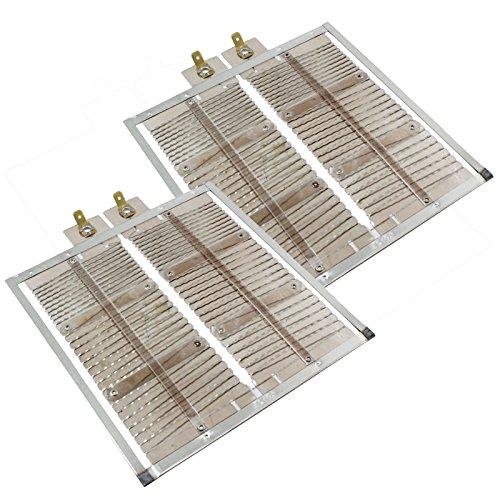 Lincat Genuine BAFA/Slot Toaster Mitte Element (2Stück, 475Watt)