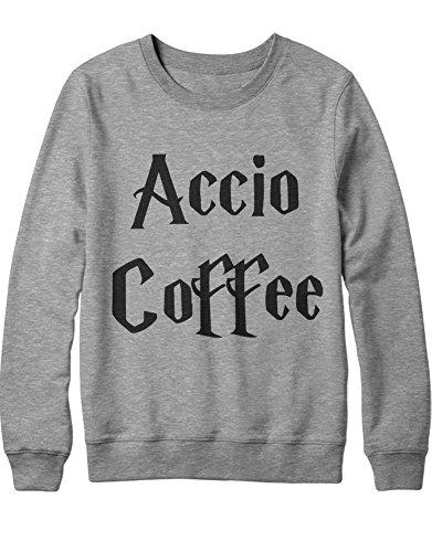 Sweatshirt Harry Accio Coffee H123132 Grau M