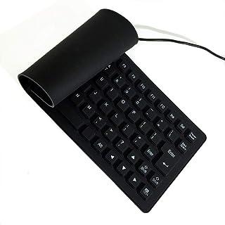 لوحة مفاتيح متوافقة مع بي سي و لابتوب - SKB85