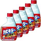 【まとめ買い】 カビキラー カビ取り剤 付替え5本セット 400g×5本