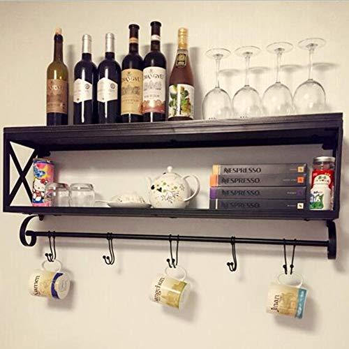 WRHH Estantes flotantes para colgar en la pared, decoración para dormitorio, baño, sala de estar, cocina.