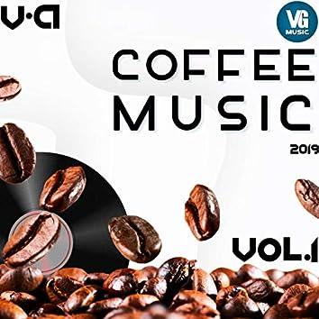 Coffee Music, Vol.1
