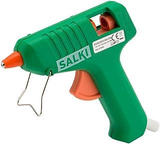 Salki 8500301.0 Pistola Encoladora de Silicona, 25 W, 240 V