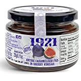Spanish Entire Caramelized Figs In Sherry Vinegar 9.52oz of amazing flavor | Spanish Product |...