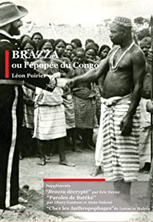 Brazza or the epic of Congo Brazza ou l' pop e du Congo  NON-USA FORMAT, PAL, Reg.0 France