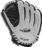 Rawlings Softball Series Glove, Basket Web, 12.5 inch, Right Hand Throw (RSB125GB-6/0 12 1/2 BSK/NFC)