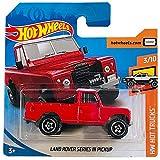 Mattel Cars Hot Wheels Land Rover Series III Pickup HW Hot Trucks 3/10 Short Card 2019