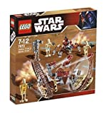LEGO 7670 - Star Wars: Hailfire Droid and Spider Droid