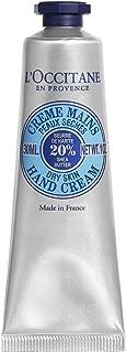 L'Occitane Fast-Absorbing 20% Shea Butter Hand Cream, Net Wt. 1 oz.