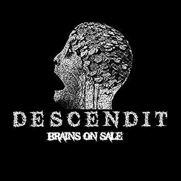 Brains on Sale